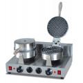Вафельница для толстых вафель GASTRORAG HWB-2
