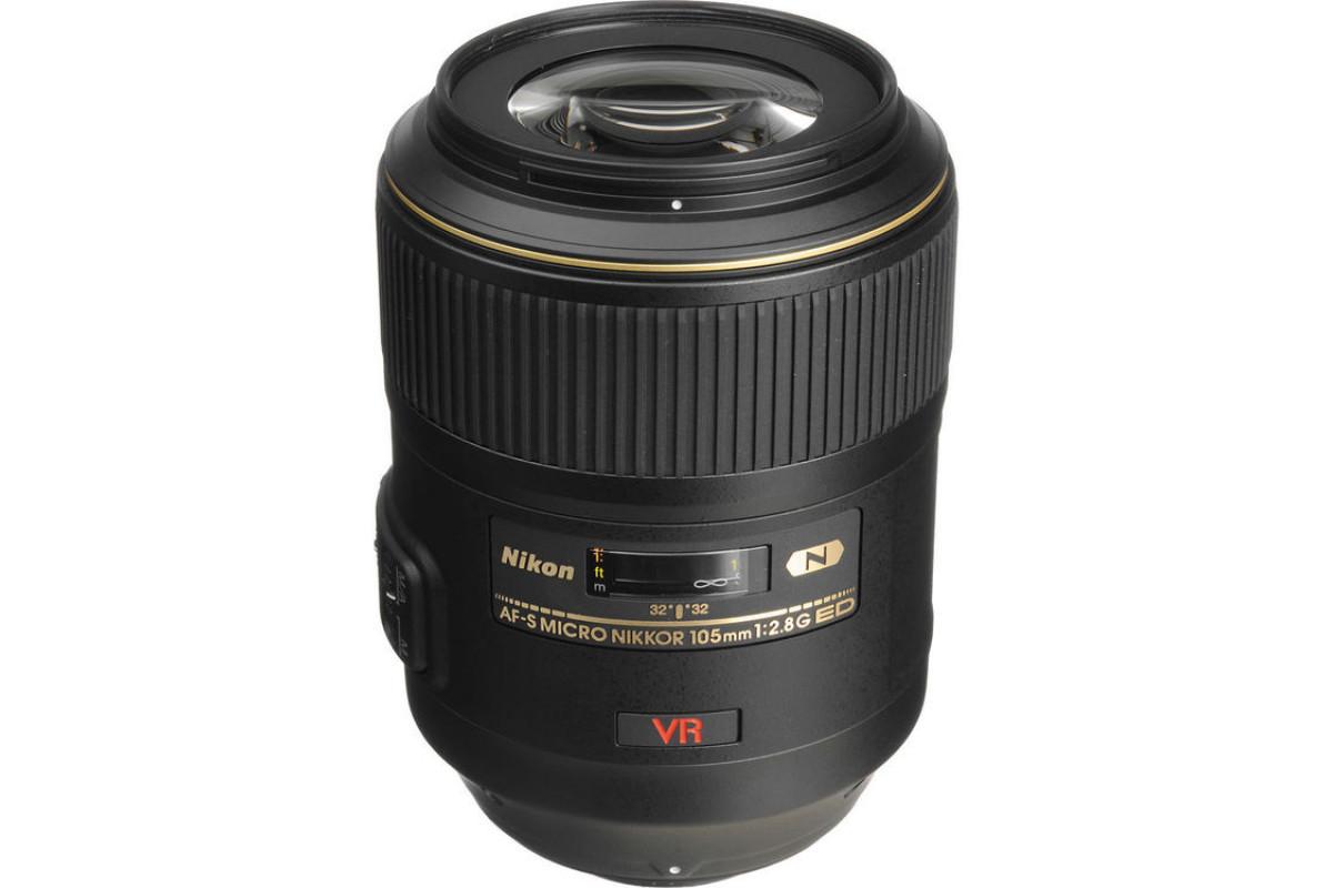 Архив_Nikon 105mm f/2.8G IF-ED AF-S VR Micro-Nikkor