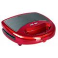Мультипекарь Redmond RMB-M6012 700Вт красный/серебристый