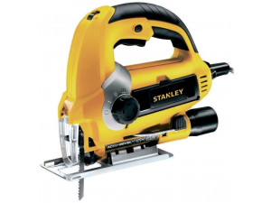 Лобзик Stanley STSJ0600-B9  600Вт 20ход/мин матяниковый ход наклон подошвы 2.35кг