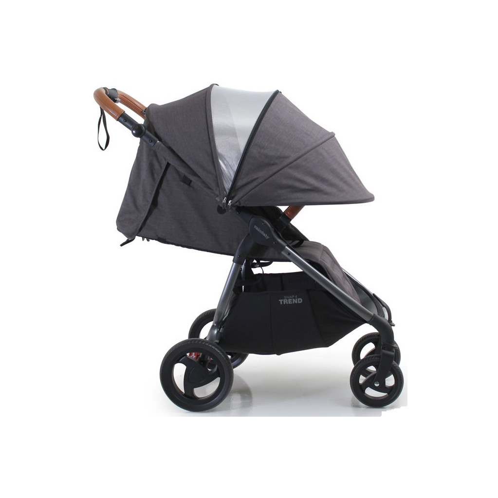 Valco Baby Snap 4 Trend - прогулочная коляска Charcoal