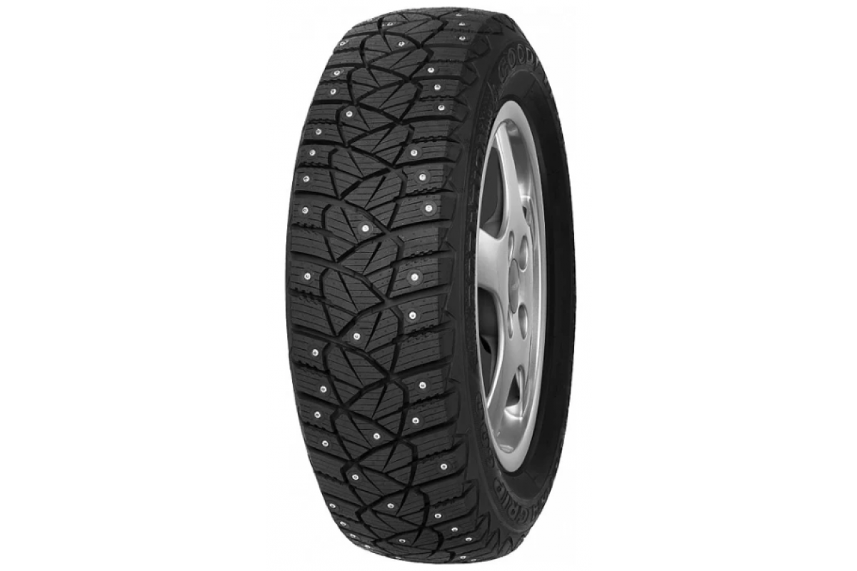 Автошина R15 195/65 Goodyear UltraGrip 600 95T XL шип M+S