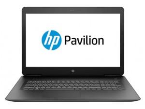 "Ноутбук HP Pavilion Gaming 17-ab317ur i5-7300HQ(2.5)/8Gb/1TB+128Gb SSD/17.3"" IPS FHD AG/NV GTX 1050Ti 4GB/DVD-RW/Cam HD/BT/Win10 (черный)"