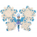 Shimmer Wing Фея Снежинка игровой набор
