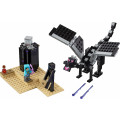 Конструктор LEGO Minecraft Последняя битва