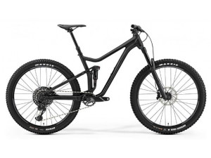 "Велосипед Merida One-Forty 800 Matt Black (Shiny Black) 2019 L(19"")(72057)"
