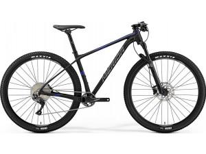 "Велосипед Merida Big Nine Limited Matt Black (Glossy Blue) 2019 L(19"")(90132)"