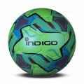 Мяч футбольный №5 Indigo POKER тренировочный (PU 1.2 мм)