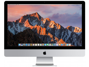 "Моноблок Apple iMac 21,5"" с дисплеем Retina 4K Mid 2017 [MNE02RU/A] 21,5"" 4096х2304, Intel Core i5 7500 3,4ГГц, 8192Мб, 1000Гб, AMD Radeon Pro 560"