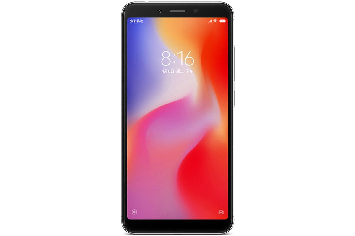 Смартфон Xiaomi RedMi 6 3/32Gb Черный