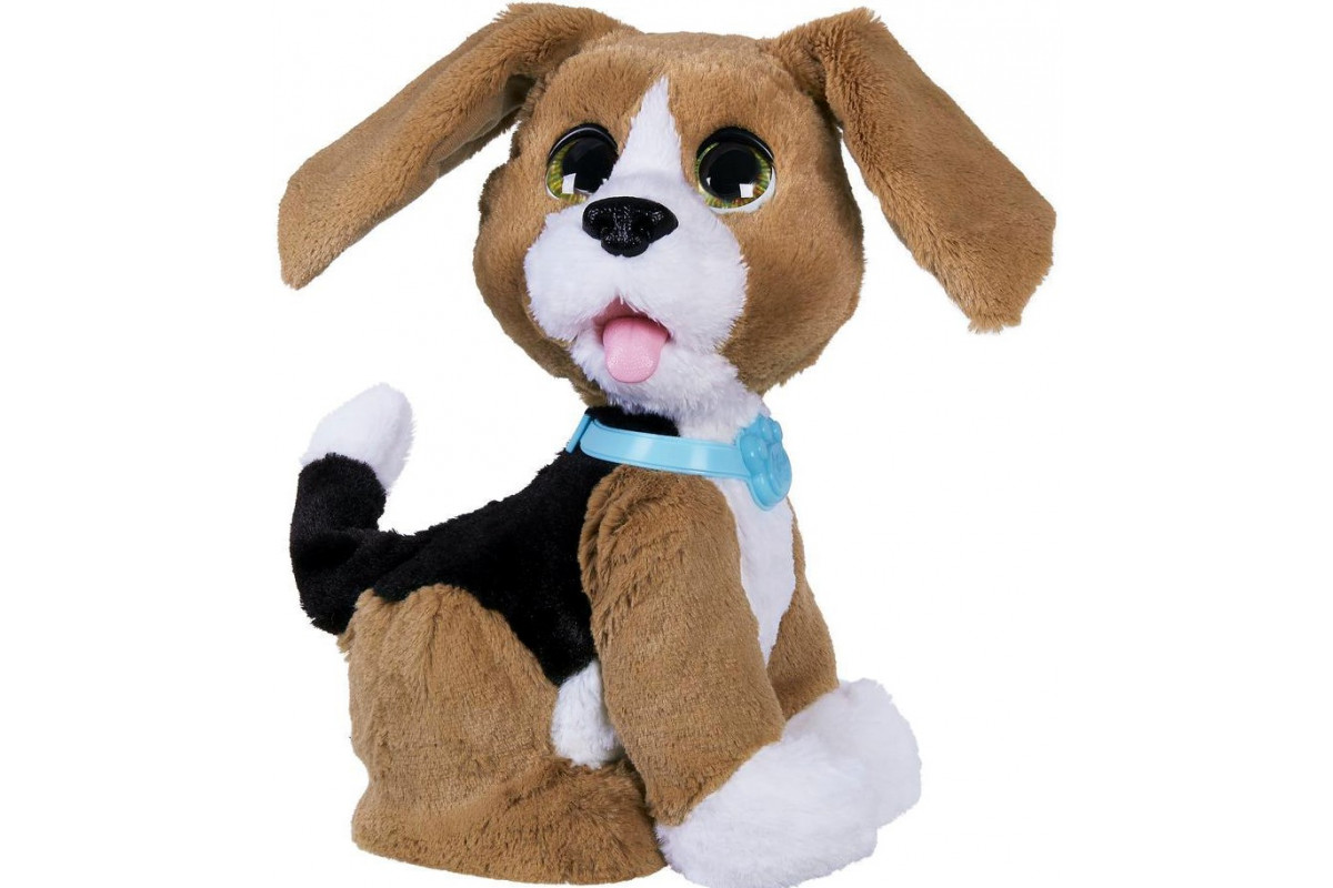 Furreal Friends Говорящий щенок Hasbro