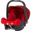 Детское автокресло Britax Roemer Baby-Safe Plus SHR II Flame Red Trendline
