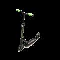 Tech team TT Downtown - городской детский самокат зеленый