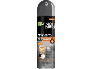 Garnier Men Дезодорант спрей Защита 6 Весенняя Свежесть 150мл