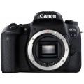 Зеркальный фотоаппарат Canon EOS 77D Body
