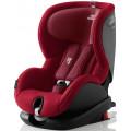 Детское автокресло Britax Roemer Trifix2 i-Size Flame Red Trendline красный