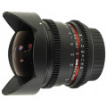 Объектив Samyang 8mm T3.8 AS IF UMC Fish-eye CS II VDSLR Sony-E