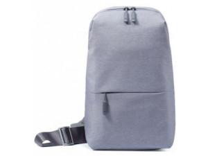 Рюкзак Xiaomi многофункциональный серый 32x17,5x8см 4л