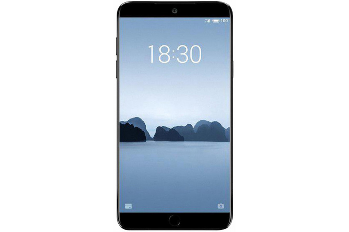 Смартфон Meizu 15 Lite 4/64GB Black