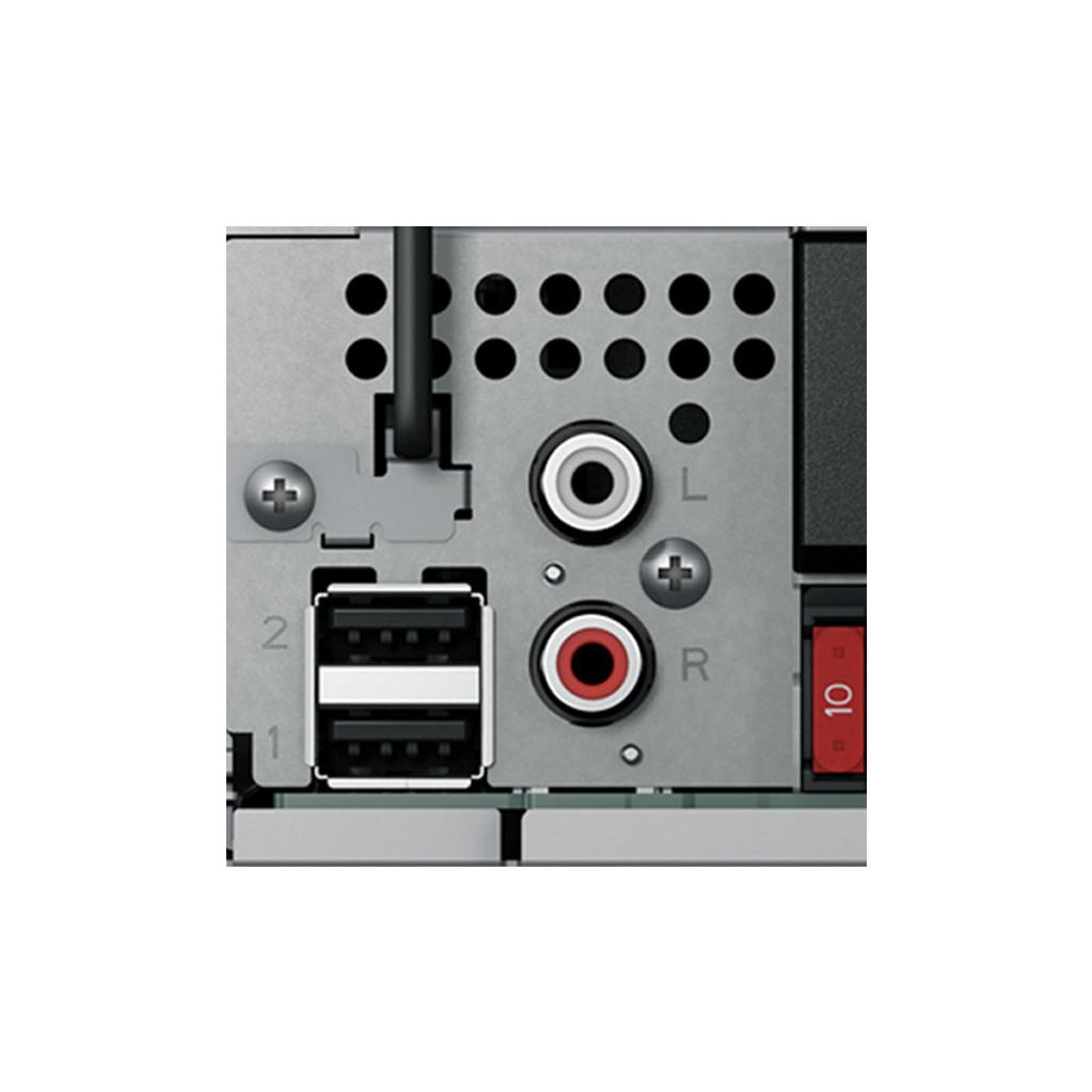 Автомагнитола 1DIN Pioneer DEH-80PRS