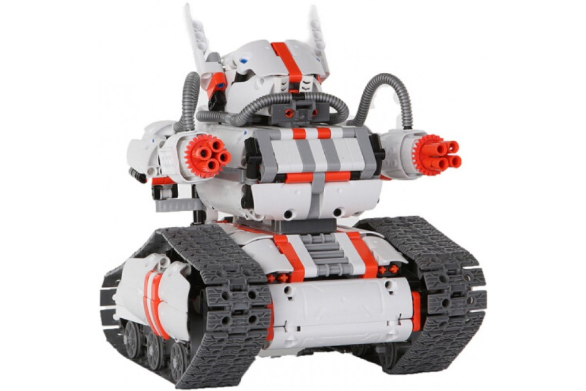 Xiaomi Mitu Mi Robot Tank Builder Rover - электронный конструктор