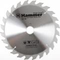 Диск пильный Hammer Flex 205-126 CSB WD  250мм*24*30/20/16мм по дереву