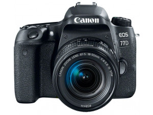 Зеркальный фотоаппарат Canon EOS 77D Kit 18-55 IS STM X5878