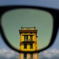 Очки Tens Spectachrome перенесут вас в фильм Уэса Андерсона