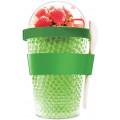 Контейнер Asobu Chill yo 2 go (0,38 литра) зеленый*