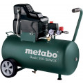 Компрессор Metabo Basic250-50W OF (601535000)  безмасл.1500Вт 50л