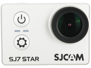 Экшн камера SJCAM SJ7 Star, серебро