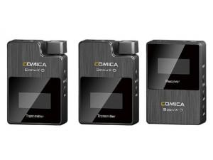 Радиосистема Comica BoomX-D D2 (2TX+RX)