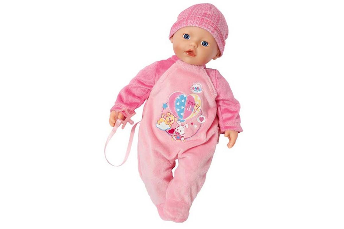 BABY born Кукла, 32 см Zapf Creation 822-524
