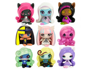 Monster High Мини фигурки Mattel DVF41