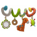 Infantino Развивающая игрушка для малышей Спиралька