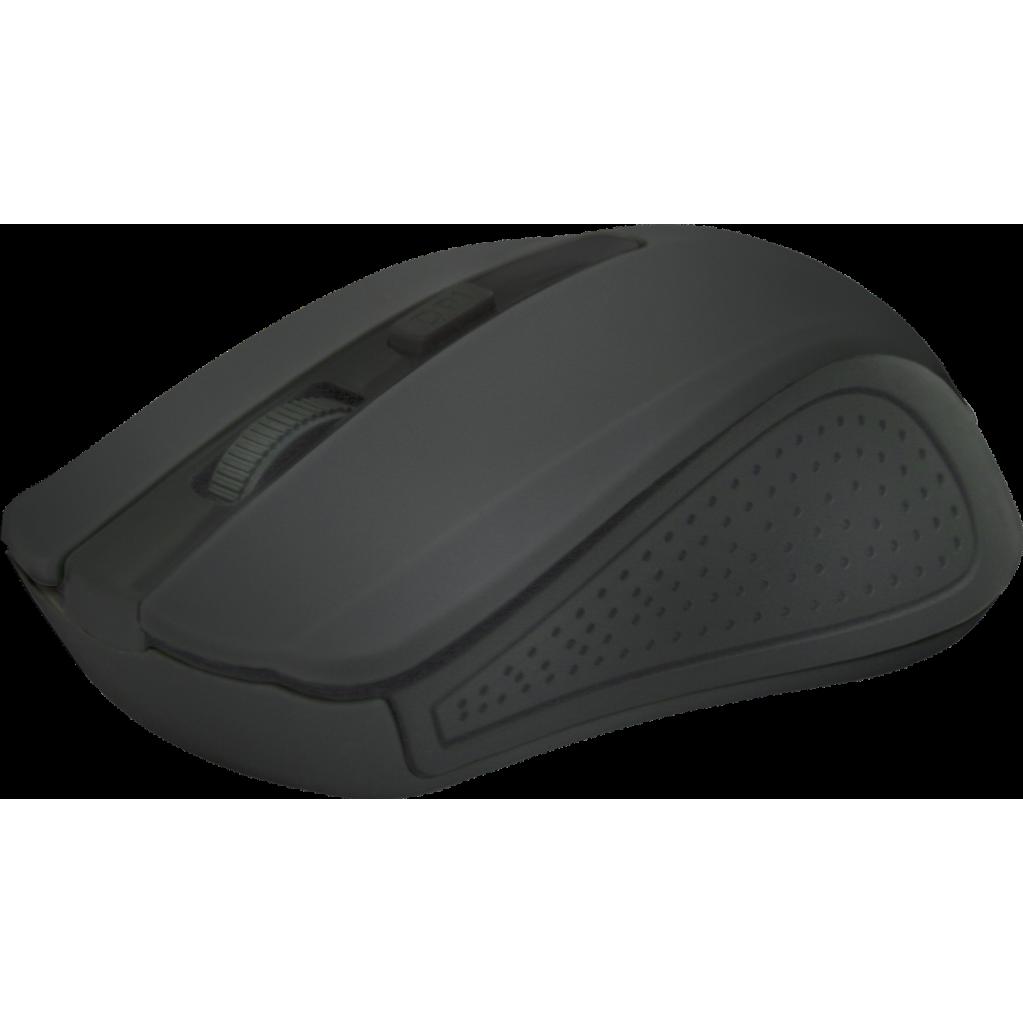 Беспроводная оптическая мышь Defender Accura MM-935 черный,4 кнопки,800-1600 dpi