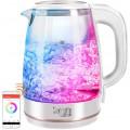 Чайник Redmond RK-G203S 1.7л. 2200Вт белый (пластик)
