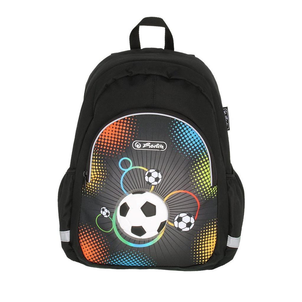 Herlitz Soccer - рюкзак школьный, без наполнения