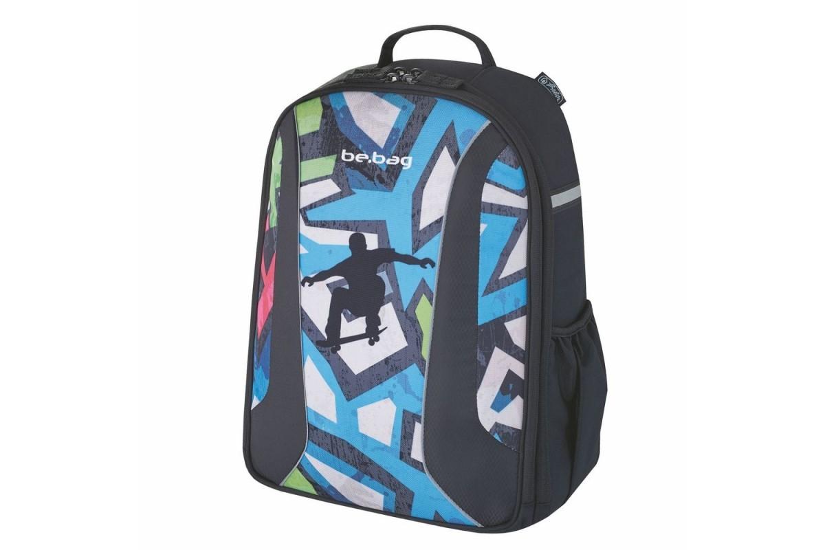 Herlitz Be.Bag Airgo - детский рюкзак Skate