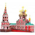 CubicFun 3D пазл Рождественская церковь (Россия)