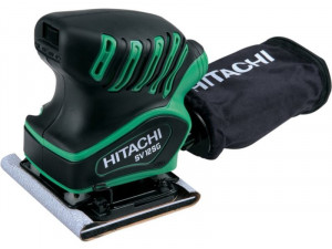 Шлифмашина плоская Hitachi SV12SG  200Вт 14000об/мин 114x140мм