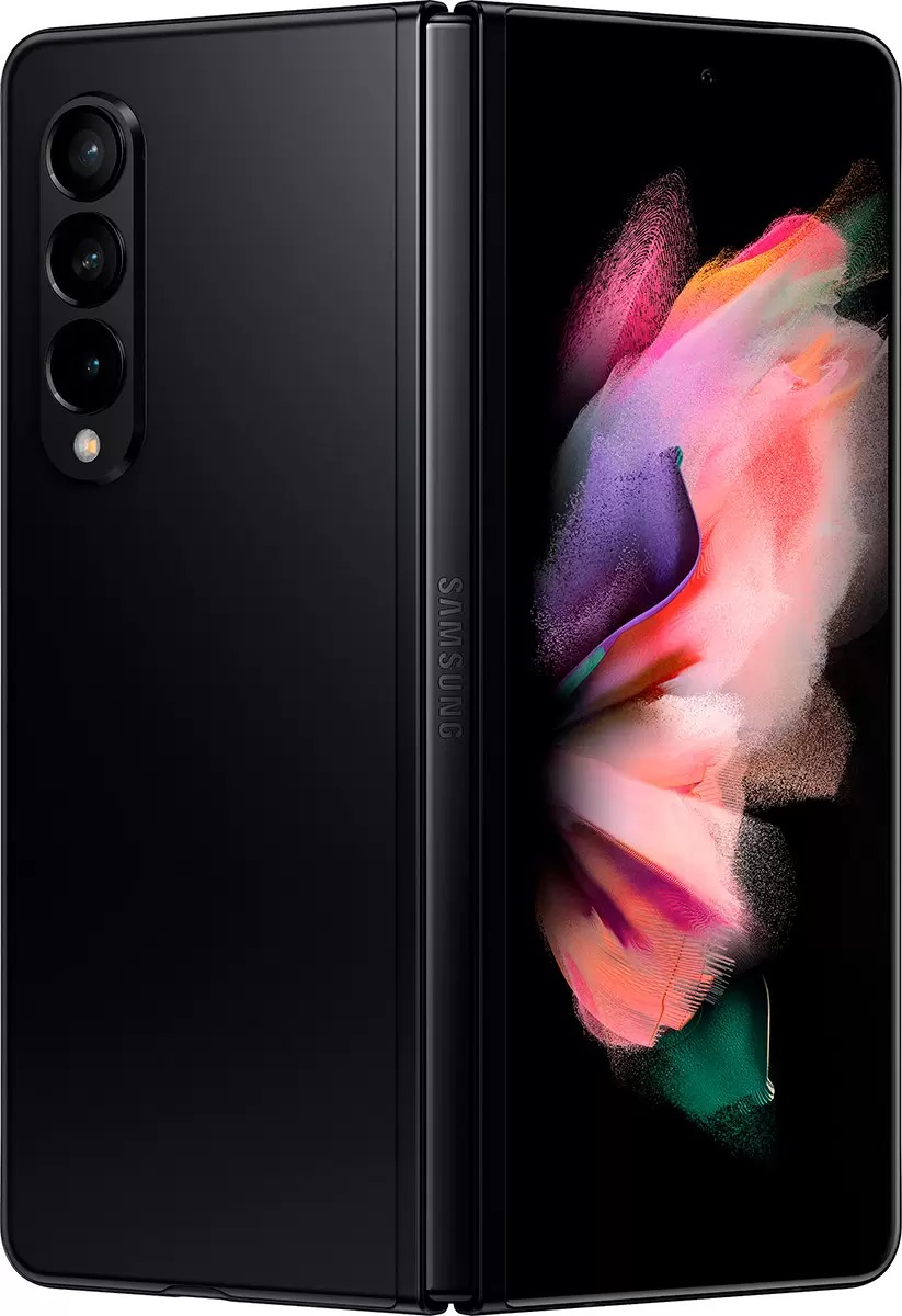 Смартфон Samsung (F926B) Galaxy Z Fold3  12/256GB Черный