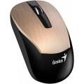 Беспроводная мышь Genius ECO-8015, золотистый