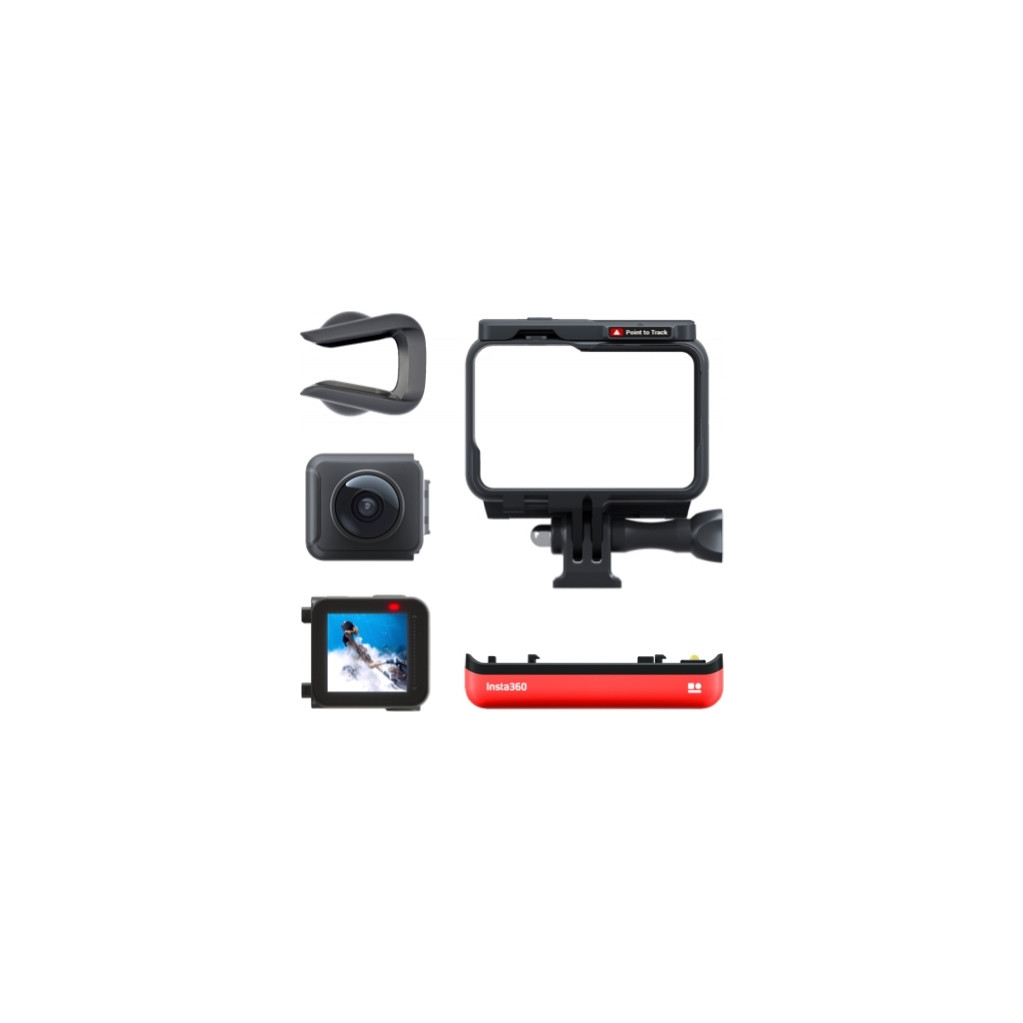 Экшн камера Insta 360 One R 360 Edition