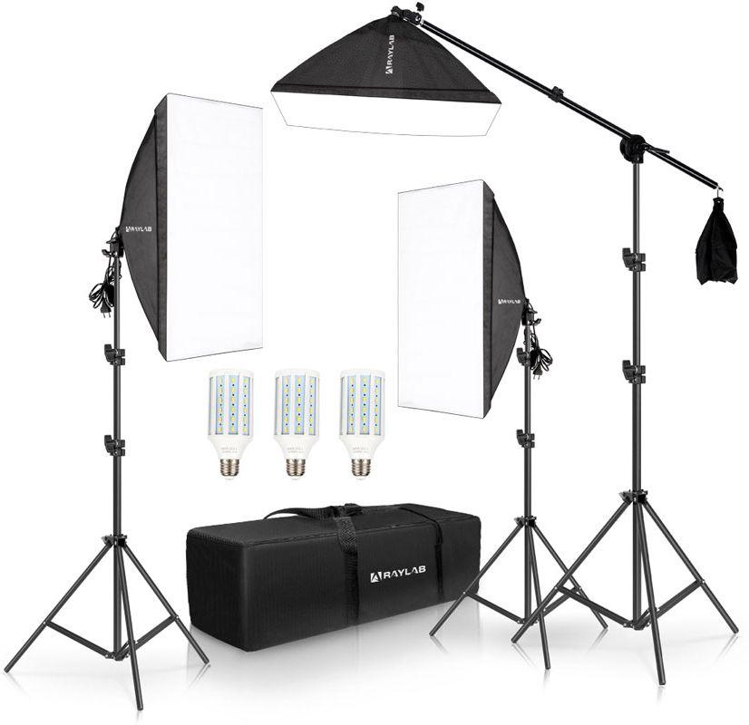 Комплект постоянного света Raylab RL-LED90 светодиодный