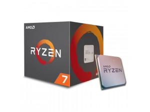 Процессор AMD Ryzen 7 1800X AM4 BOX W/O COOLER без кулера, YD180XBCAEWOF