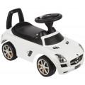 Chilok BO Mercedes-Benz SLS AMG - каталка детская белый