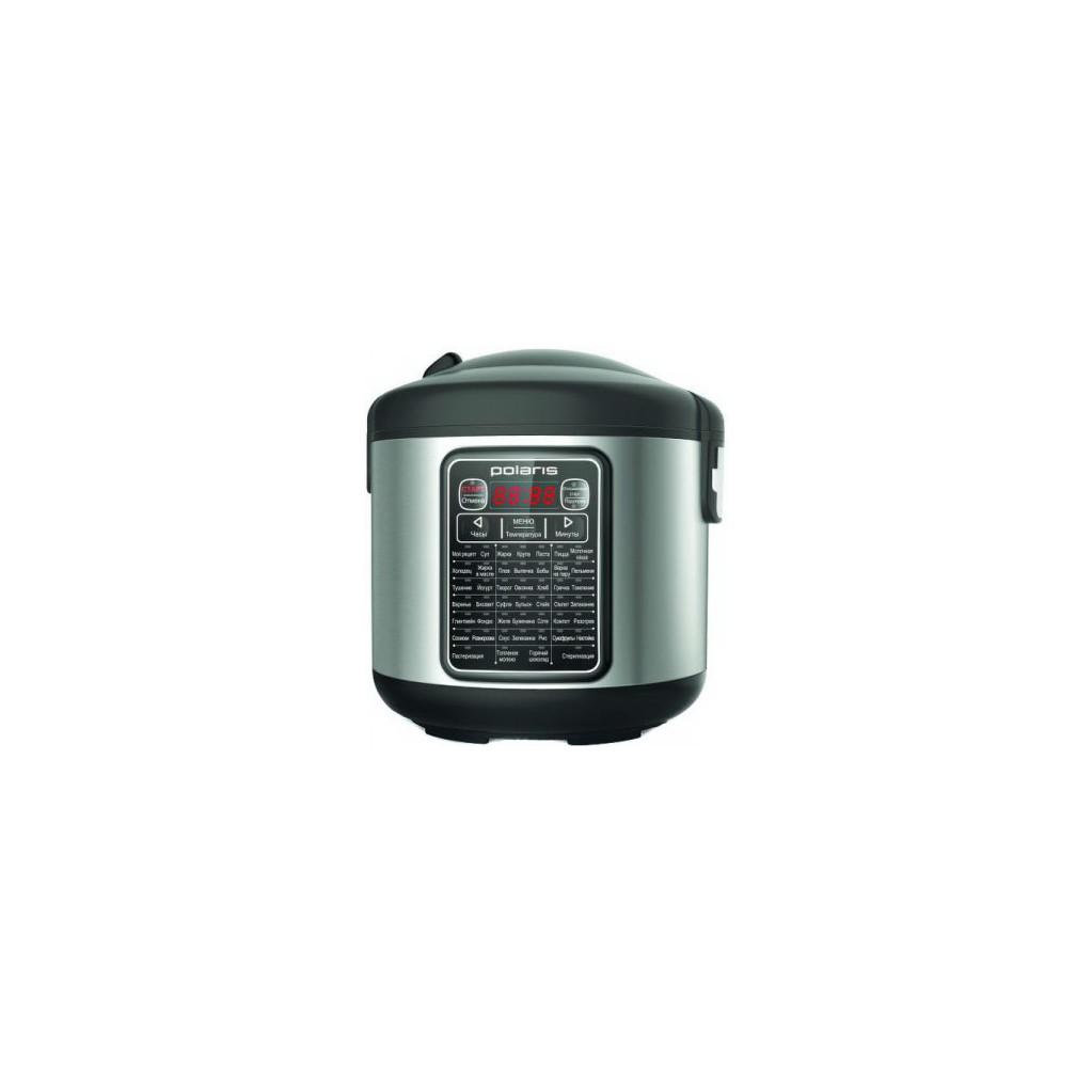 Мультиварка Polaris PMC 0349AD 3л 500Вт черный