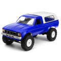 Автомобиль внедорожник WPL C24 4WD, синий