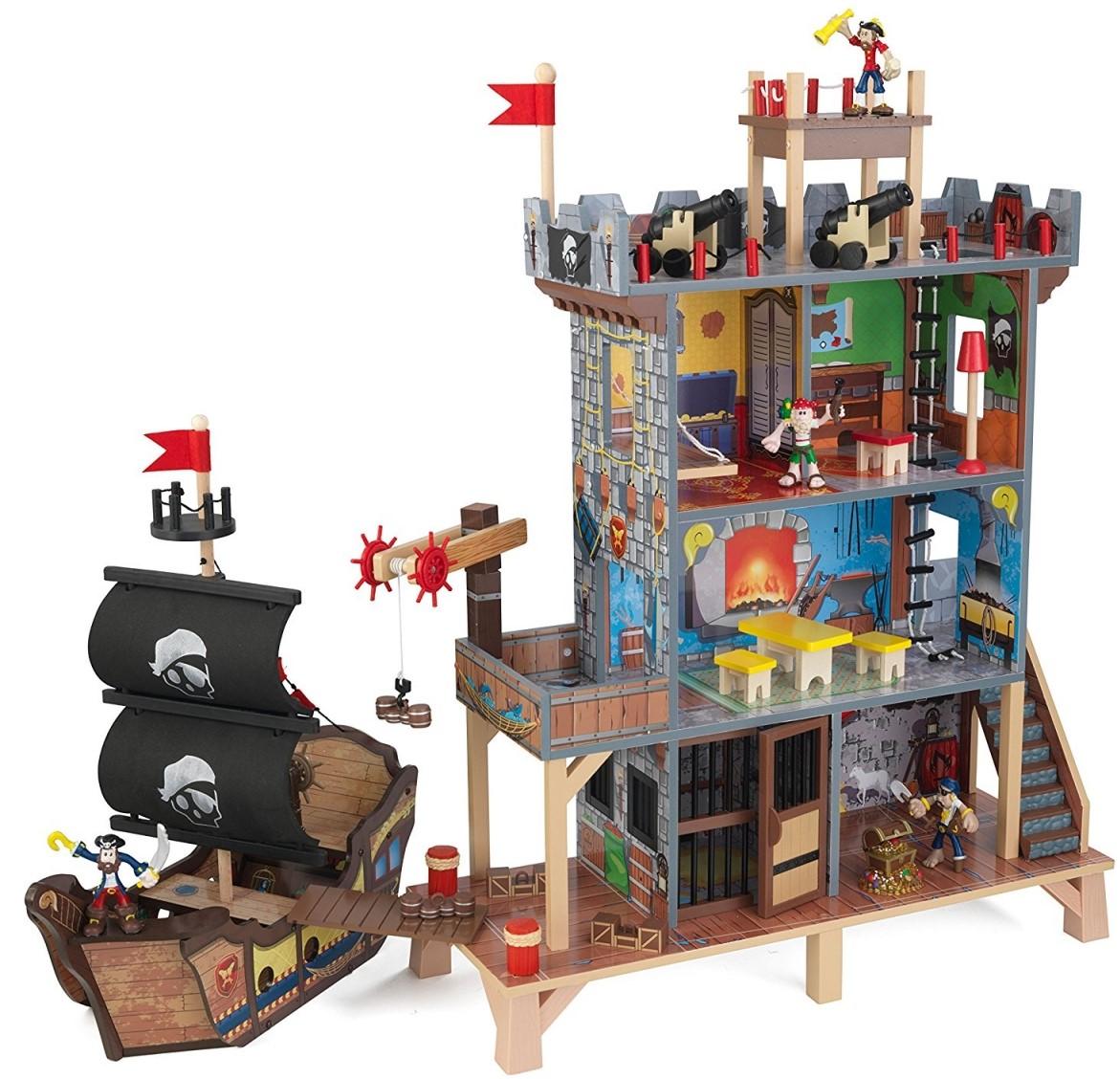 KidKraft Набор Пиратский форт